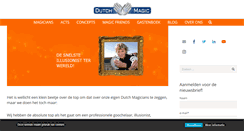 Preview of dutchmagic.nl